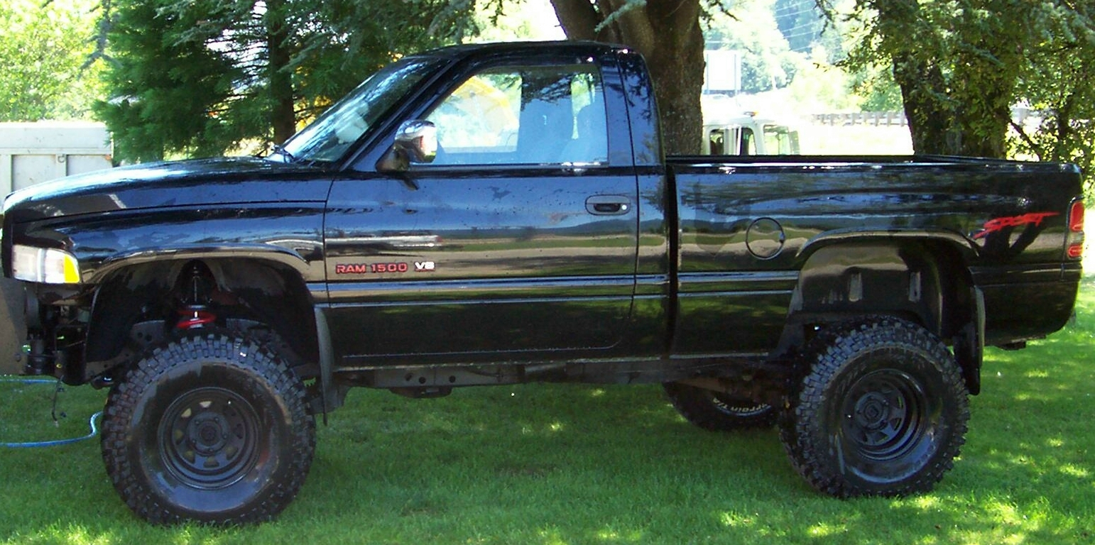 2nd Gen Ram 4x4 S Let S See Some Pics Dodgetalk Forum