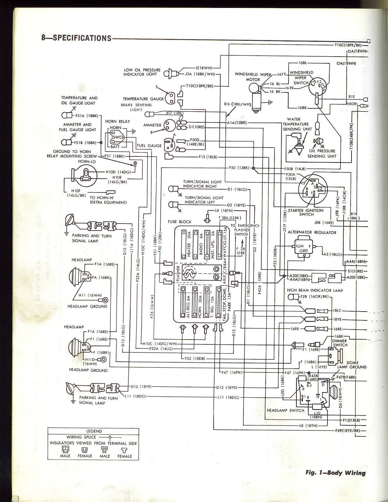 1970 dodge a100 wiring diagram 69 a100 wiring diagram help please   dodgetalk forum  69 a100 wiring diagram help please