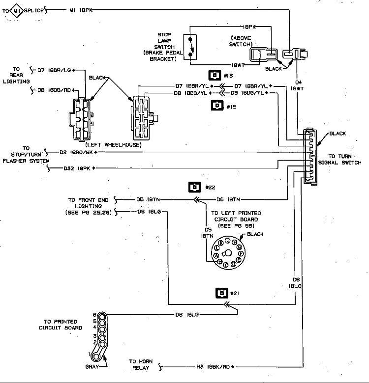 87 dodge wiring diagram | DodgeTalk Forum on