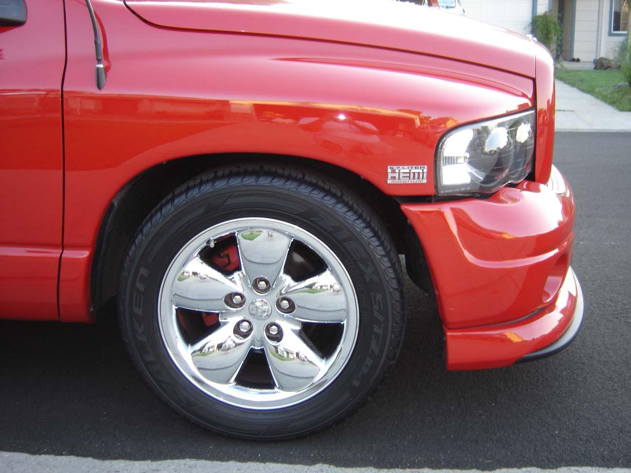 Tire Size Dodgetalk Forum