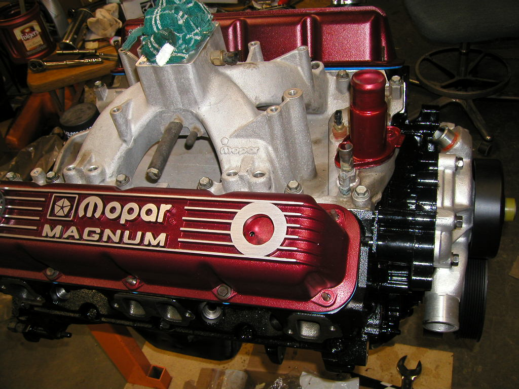 Stroker 426 In and Running  Strong Very Strong  | DodgeTalk
