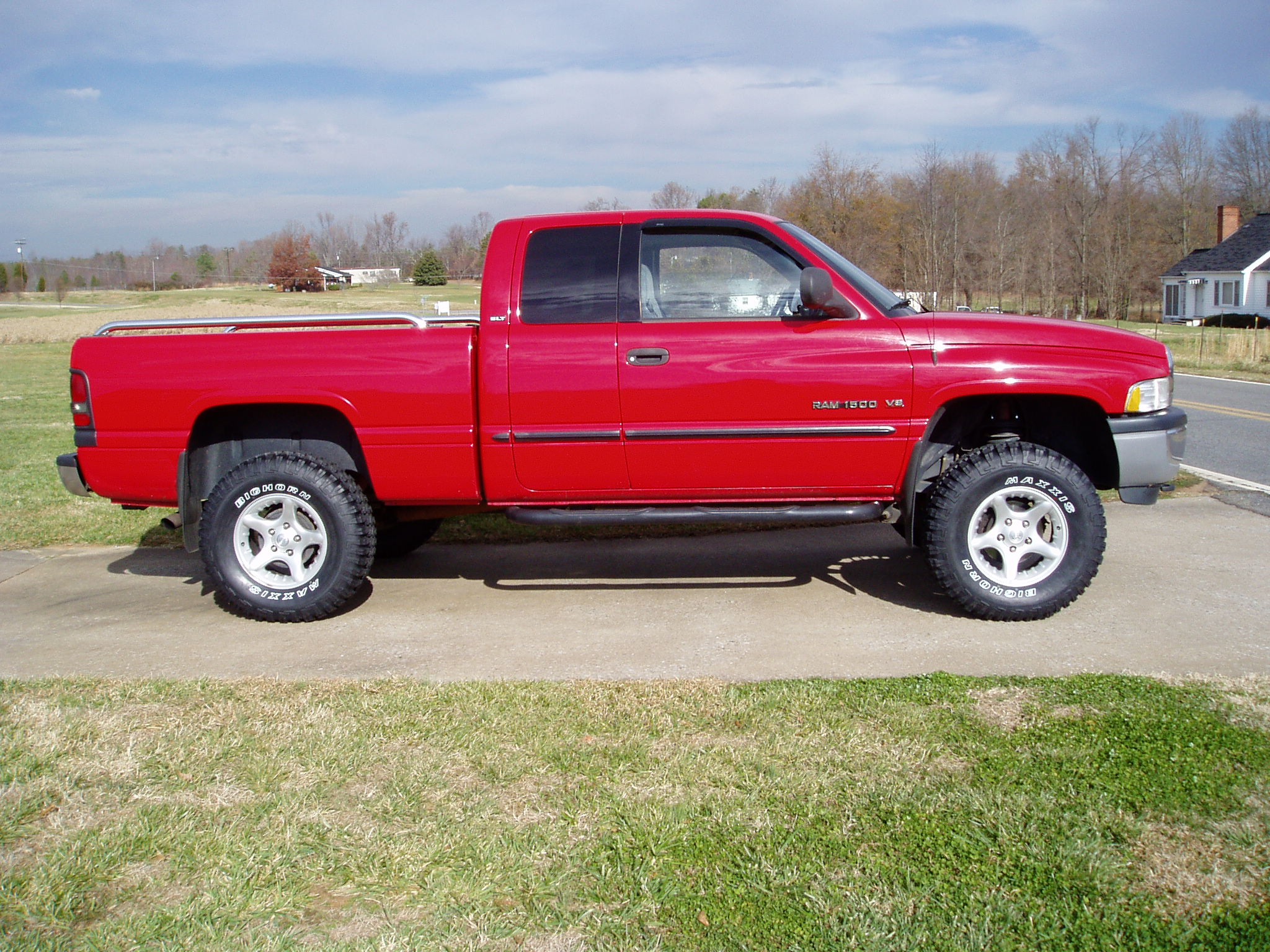 2nd Gen Ram 4x4 S Let S See Some Pics Page 6 Dodgetalk Forum