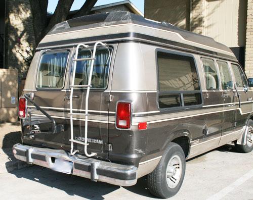 1990 Dodge Ram Van B250 Fuse Box