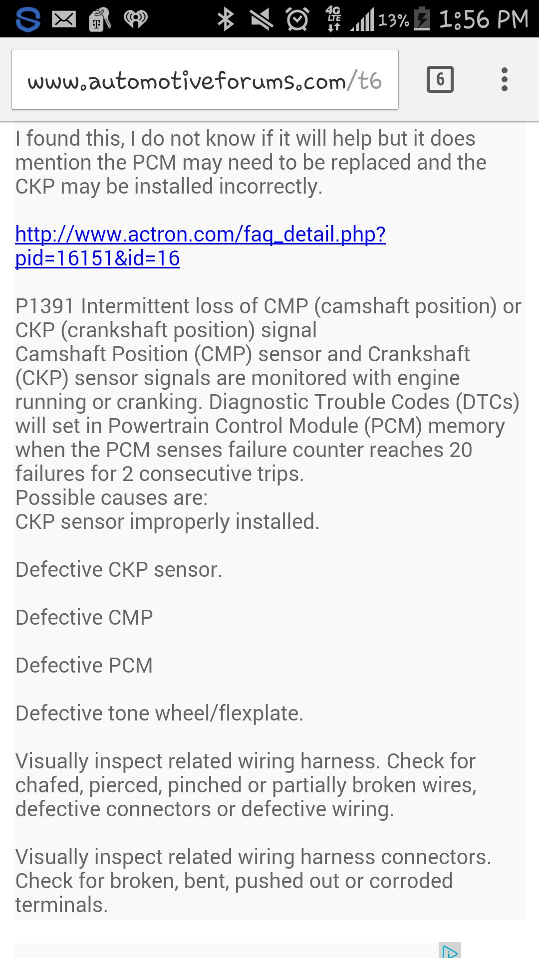 Truck looses rpm and bucks/jerks on acceleration | DodgeTalk