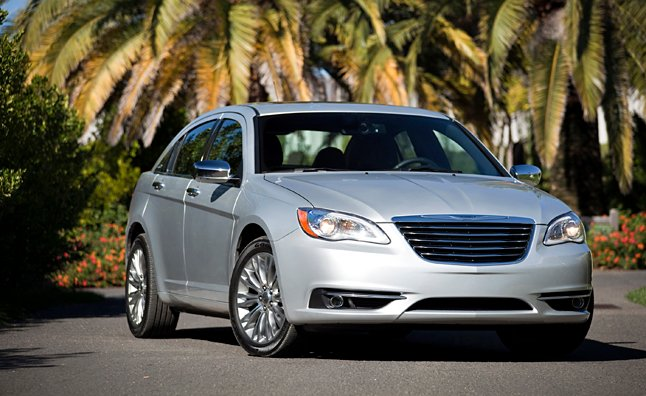 Chrysler 200 Mpg >> 2014 Chrysler 200 To Get 38 Mpg 9 Speed Automatic