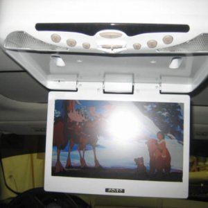 "Advent 10.4"" Rear Monitor"