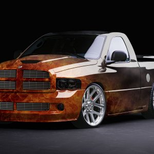 Ram SRT-10 True Fire