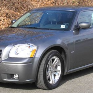 2005 Dodge Magnum RT - Mineral Grey - Rear View