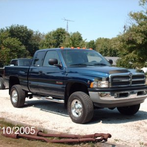 Three twos 2002 CTD 4x4 SLT+ 6-speed