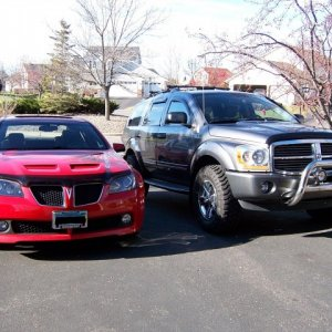 Durango And G8 Gt