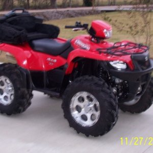 "700 King Quad 14"" Bling Bling"