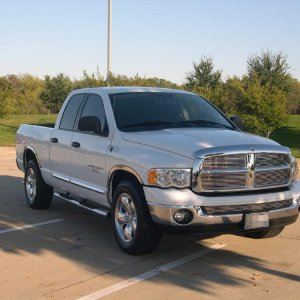 2004 Ram 1500 Quad - Lone Star Edition