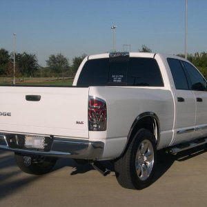 2004 Ram 1500 Quad Cab - Lone Star Edition