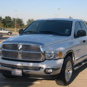 2004 Ram Quad - Lone Star All Chromed-Out