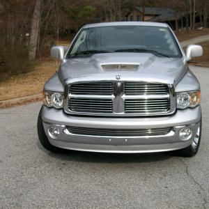 04 Dodge Ram 1500 5.7 Supercharged