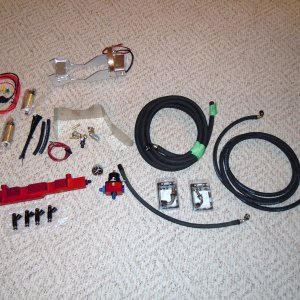 Fuel System For The Srt-4