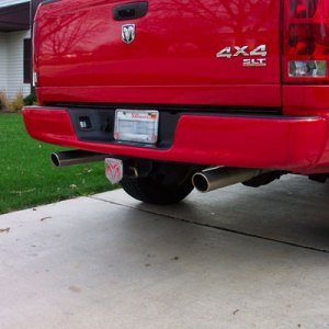 Magnaflow cat-back exhaust