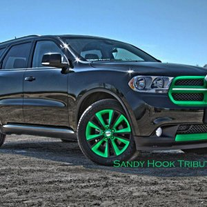 2012 Sandy Hook Tribute Durango