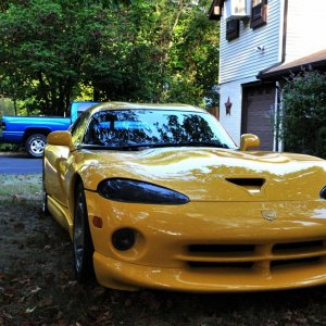 2002 Underground Racing Supercharged Viper Gts