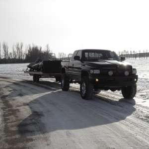 Dodge Ram And Sleds 12 30 09 012