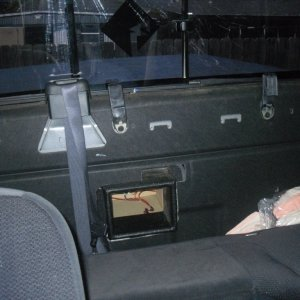 Box Port In The Cab