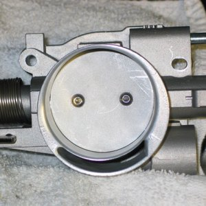 69mm SQC Throttle Body