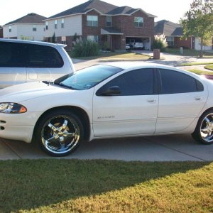 2000 Dodge Intrepid Custom