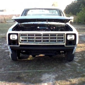 87  D150 with 85 grille