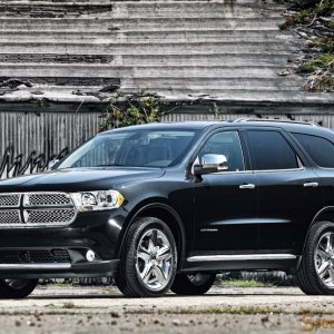 New 2011 Durango Are In