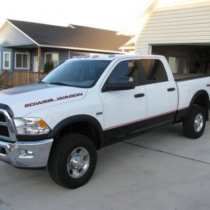 2012 Ram Power Wagon