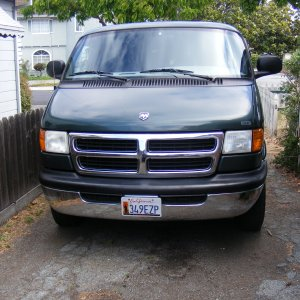99 Ram 1500 Conversion Van