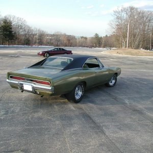 My \'70 Charger